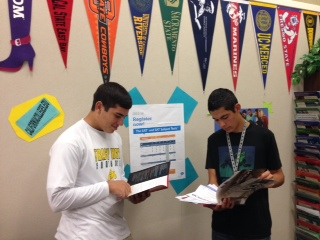 West High School hosts TUSD's fifth annual college fair