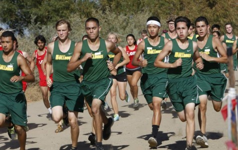 Gonzalez acts as stong role model for cross country team