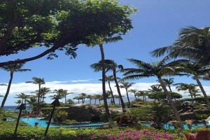 Maui a great vacation spot, even during the school year