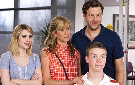 """""""We're The Millers"""" hilarious but raunchy"""