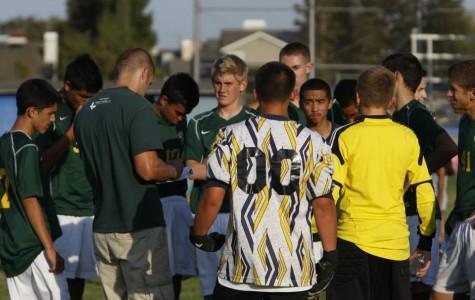 Boys' varsity soccer looks forward to playoffs
