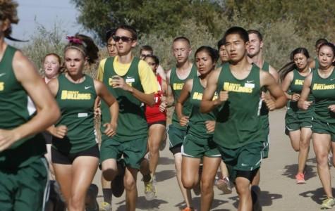 Runners prepare for post-season meets