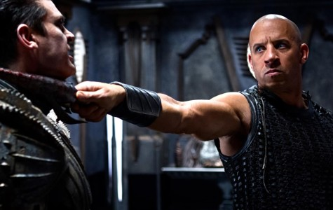 """""""Riddick"""" impresses as a gritty action film"""