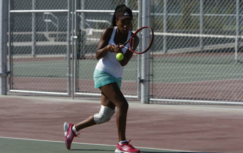 Markovic, Green and McDaniel play in the section tennis tournament