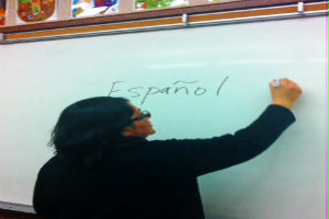 Q + A: Spanish Teacher Maribel Rubalcava