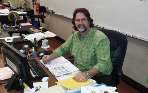 Q + A: Science teacher Ken Wedel