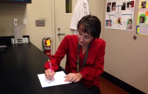 Q + A: Science teacher Ellen Raco