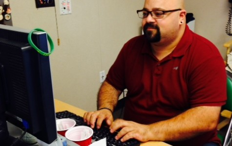 Q + A: Drama teacher Jose Ortiz