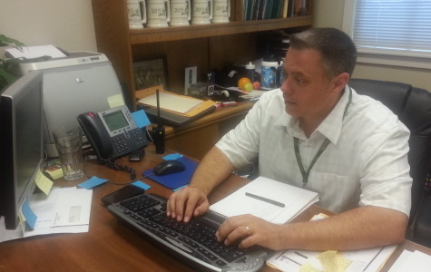 Q + A: Principal Jason Noll