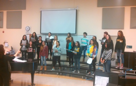 Choirs to perform winter concert at Grand on Dec. 10