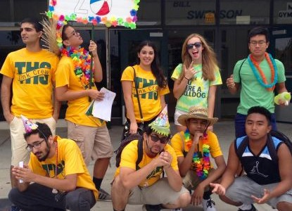 Link Crew welcomes the Class of 2019