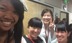 Tracy-Japanese students unite for science program