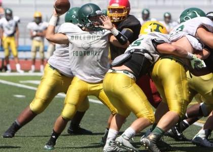 Varsity football prepares for the season ahead
