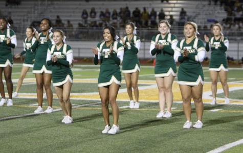 THS cheer team teaches new generation of cheerleaders at clinic
