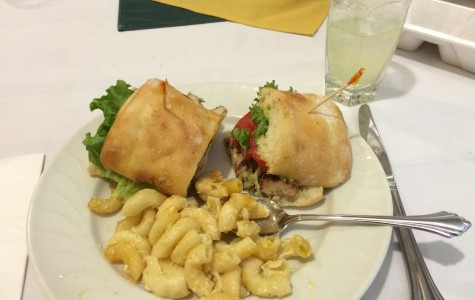 FEAST students prepare a perfectly complemented meal