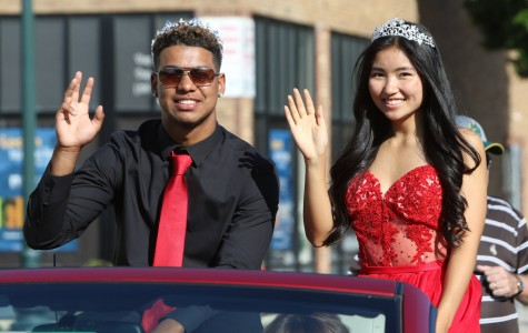 Tracy has successful homecoming parade