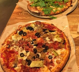 Blaze Pizza is a great addition to Tracy eateries