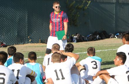 Boys' soccer finishes second in league; loses in second round of playoffs
