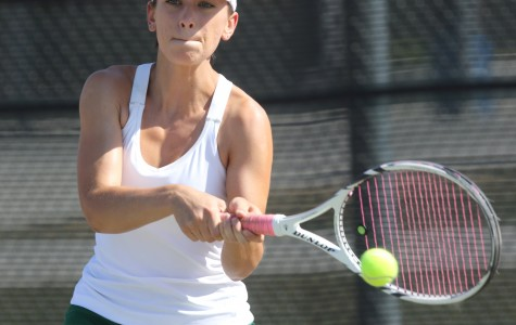 Girls' tennis makes playoffs for the first time in six years