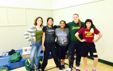 First ever girls' wrestling team makes season debut