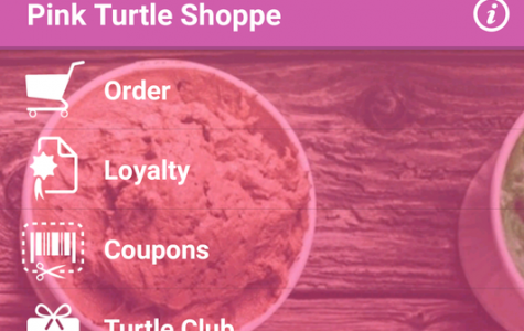 Pink Turtle app makes ordering convenient