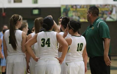 Girls' basketball start strong in league
