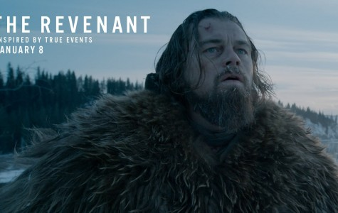'The Revenant' comes out top movie of 2015
