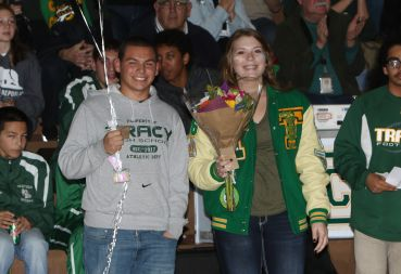 Mr. and Ms. Bulldog winners are announced for Hoopla