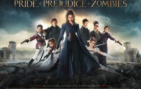 Pride and Prejudice and Zombies: an interesting spin on a classic