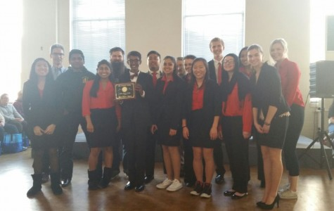 Mock Trial Team finishes second in county competition