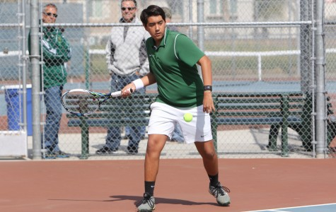 Tennis squad sets goals for new season