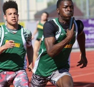 Boys' track team has high expectations for the season