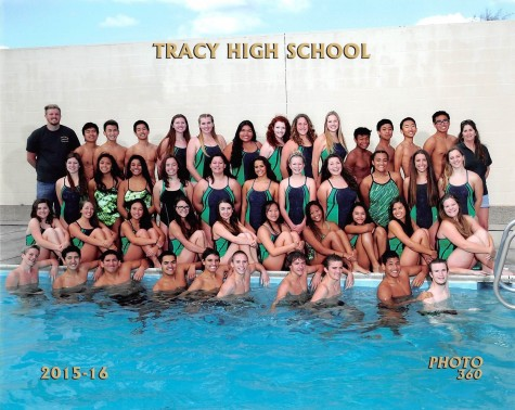 Tracy students donate 53 units of blood at blood drive