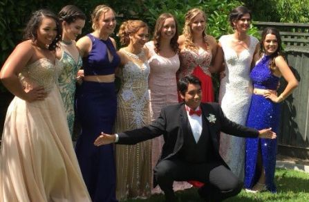Prom with West High turns out to be a success