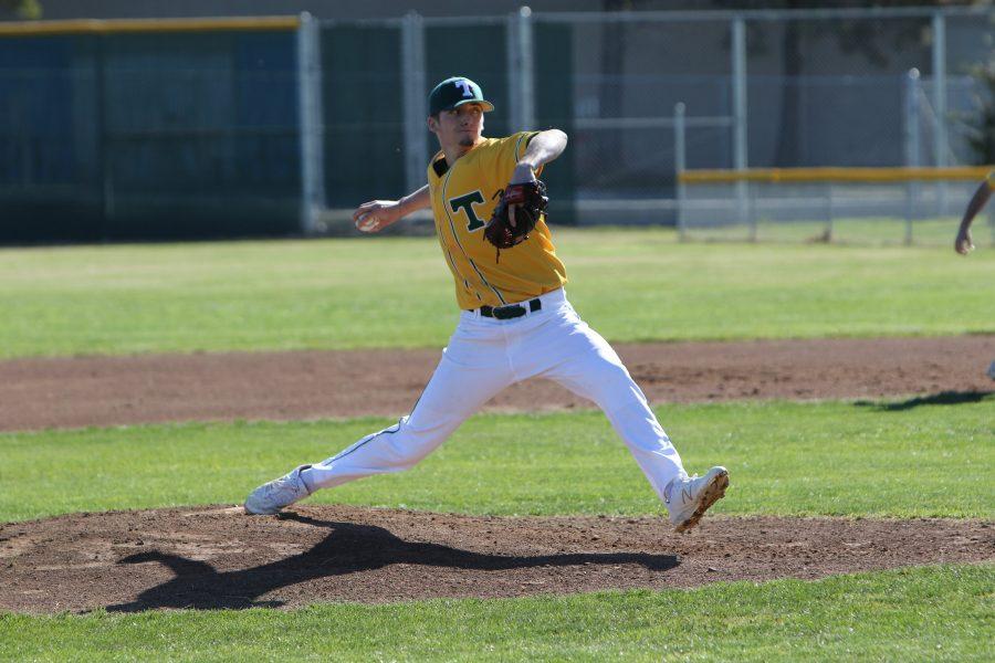 Junior+Cody+Bolton+pitching+against+Enochs+High.+