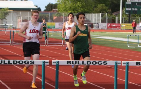 Boys' track season successful; Hernandez makes it to masters