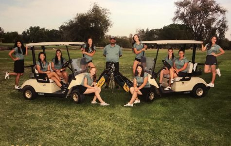 Girl's Golf Season Comes to an End