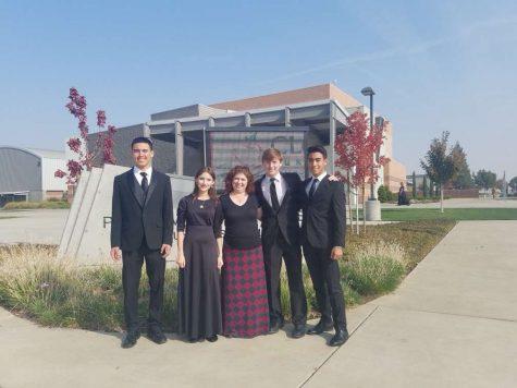 Senior Recital as a Junior