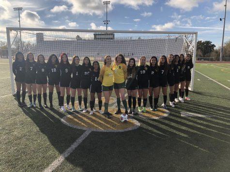 Strong Start for Girls Varsity Soccer