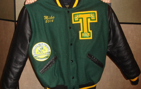 Various options of  letterman's jacket are available