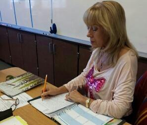 Q + A: French teacher Maria Pozsar