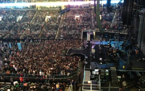 Imagine Dragons rocked the night at the SAP Center