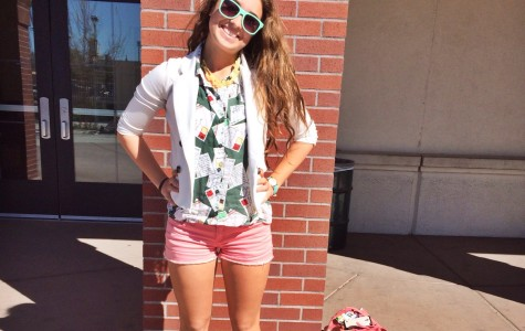 Tracy high fashion changes for spring