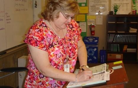 Q + A: Special Education teacher Deborah Latasa
