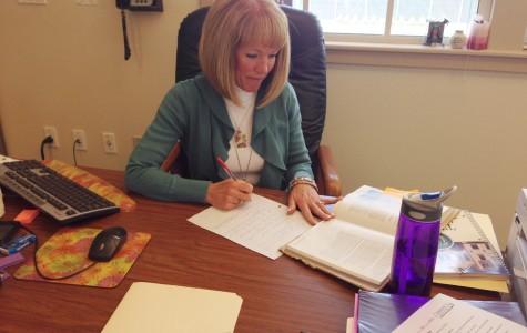 Q + A: History teacher Suzanne Richerson