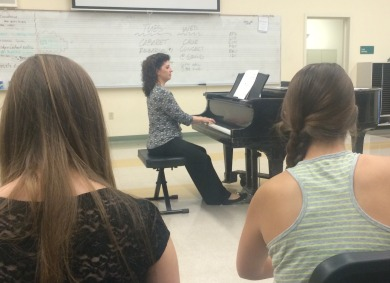 Q + A: Fine Arts teacher Jennifer Grover