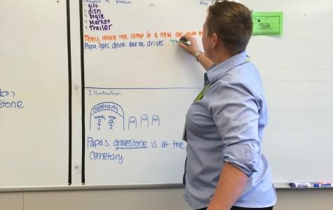 Q + A: Special Education teacher Sarah Silvinson