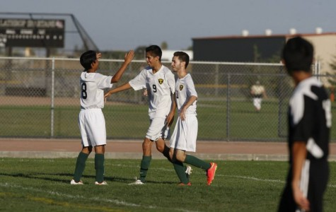 Soccer finishes third in league; lose to Merced in playoffs