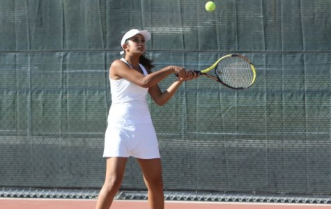 Girls' tennis team focusing on improvement