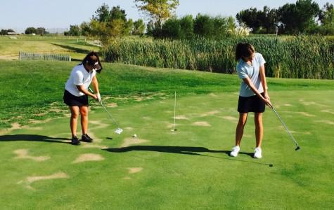 Girls' golf team gears up for season